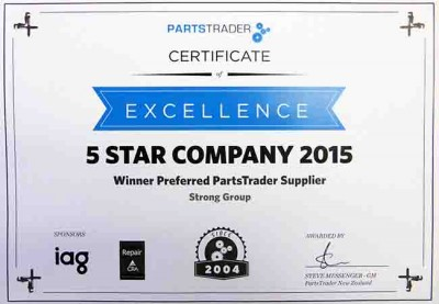 Five Star Cert